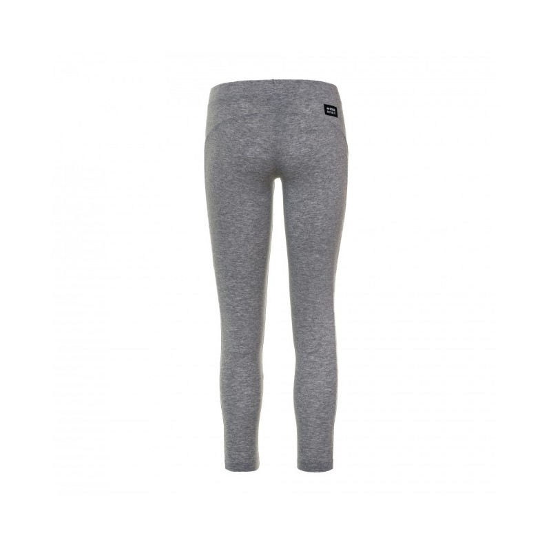 WOMAN CUTTED TROUSERS AD NERO