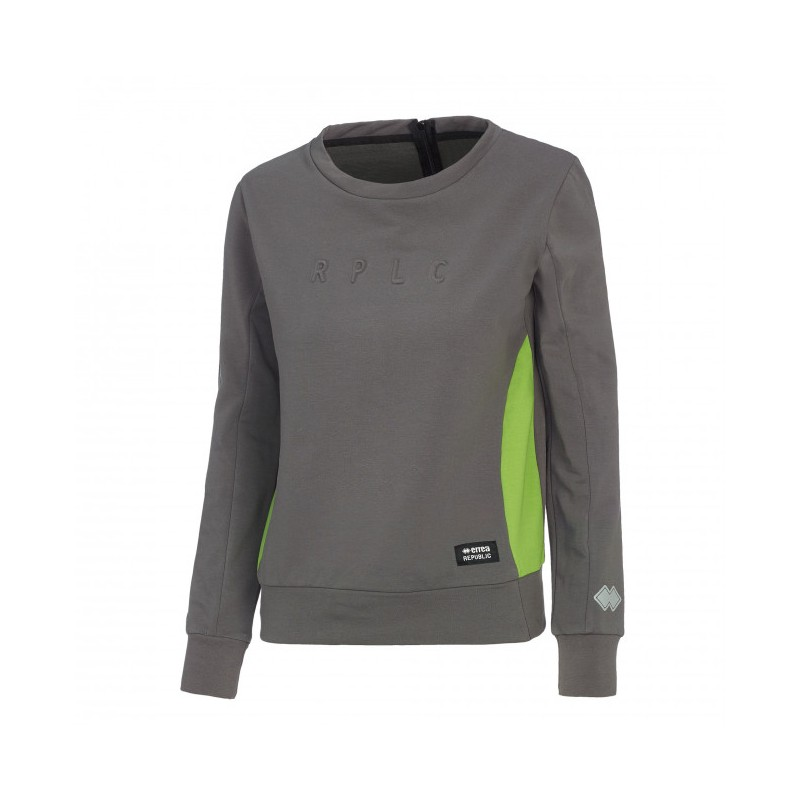 Sport Fusion Woman Round Neck Sweatshirt