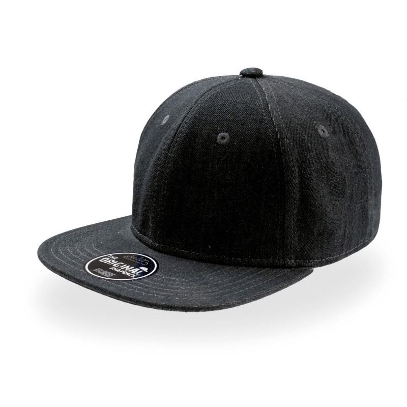 Cappellino Snap Denim