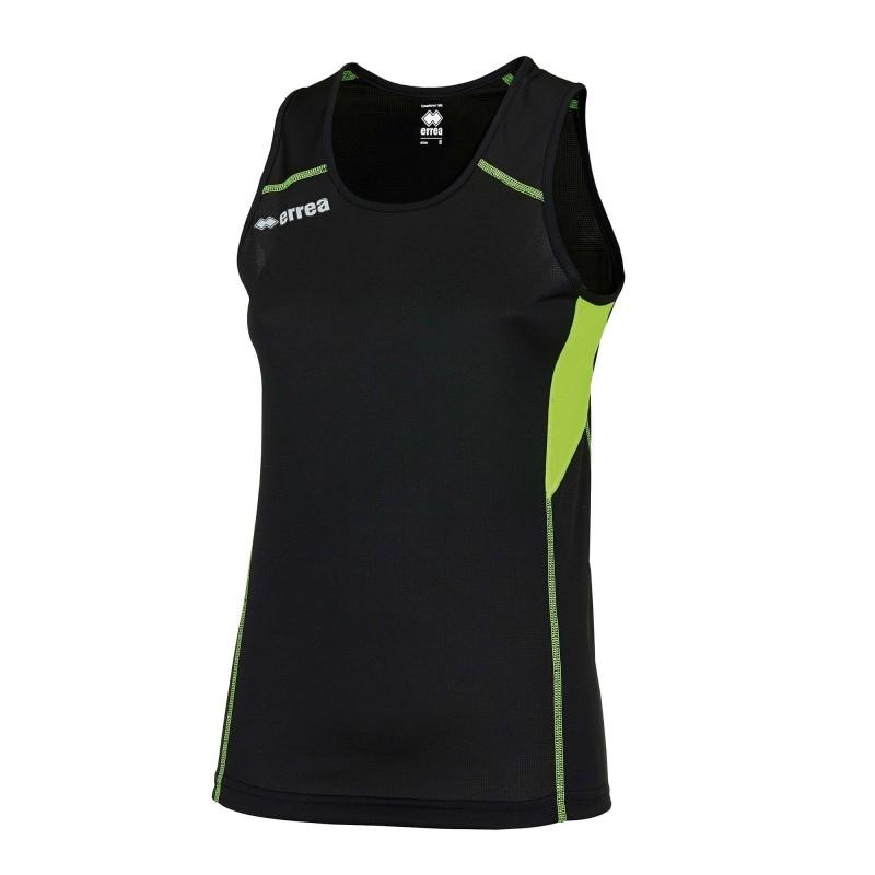 Woman running vest SAMMY Erreà