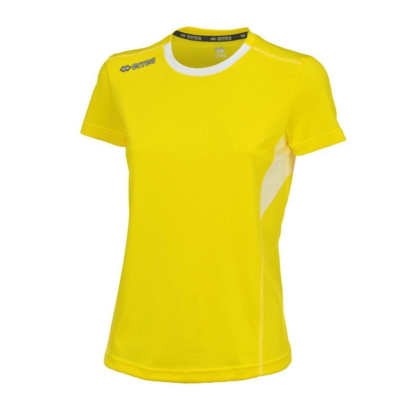 Woman running vest STEN Erreà