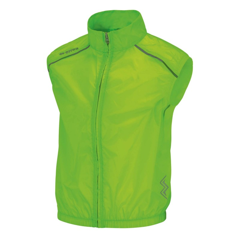Sleeveless running ROAD Erreà