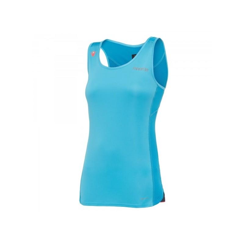 Canotta kona pro run cindy donna azzurra
