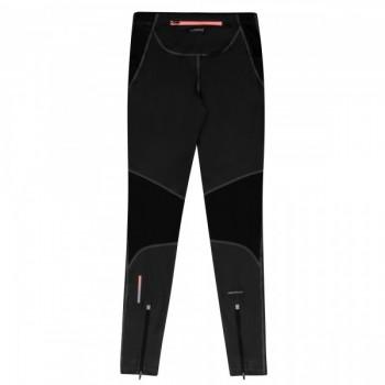 Pantalone lungo kona pro run donna nero