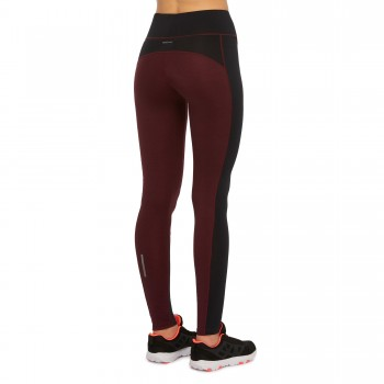 PANTA RUNNING LIGHT WOMAN ELA BLK BURG