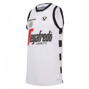 Macron Canotta Basket Home Virtus Bologna 2018/2019