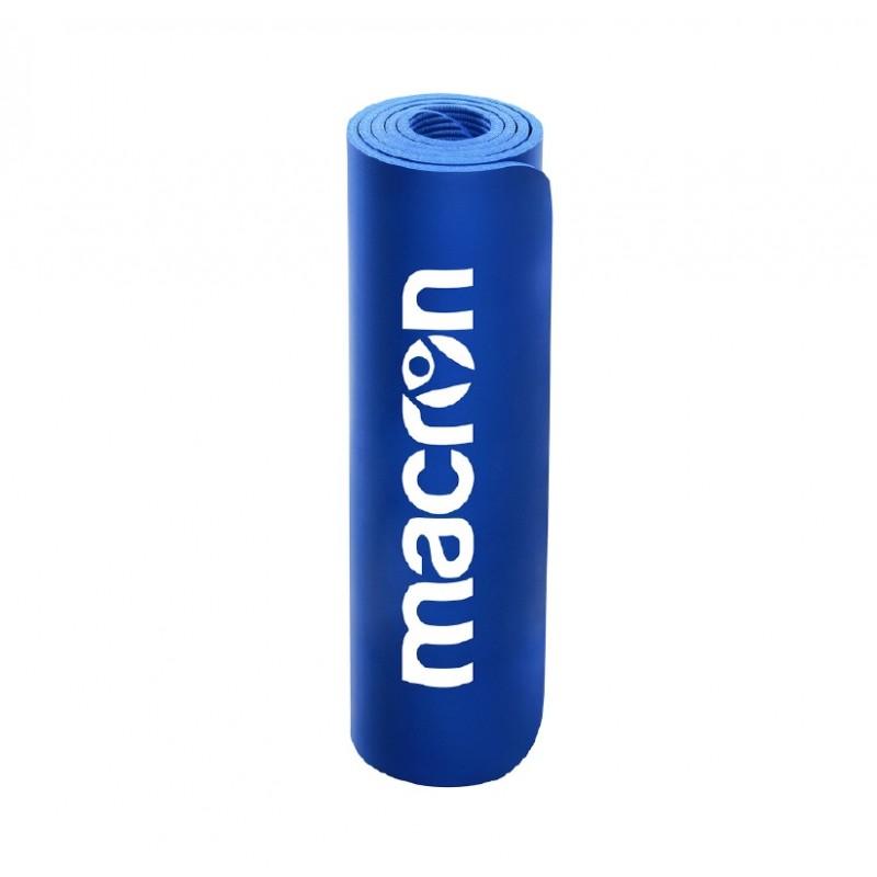 Macron Fitness Mat Blue