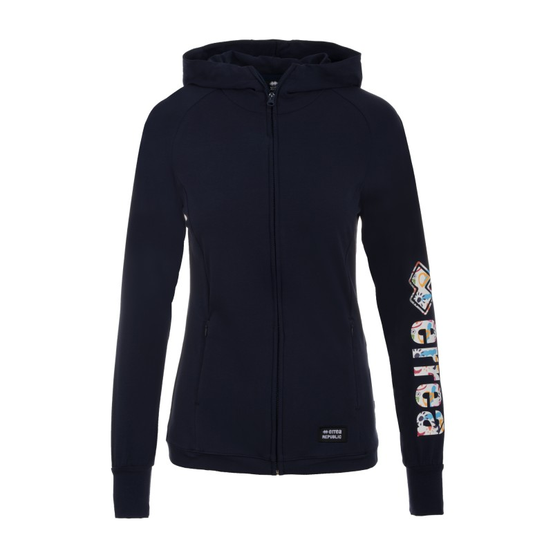 ESSENTIAL SS19 WOMAN FANTASY FLEECE