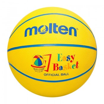 Pallone Mini Basket SB4Y EASY BASKET Molten