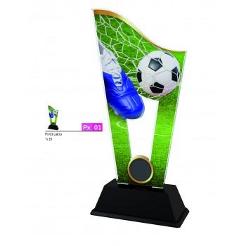 Trofeo Plexiglass Calcio Scarpa