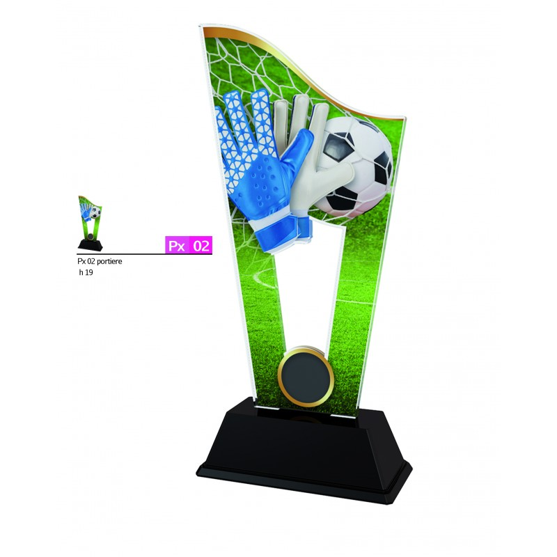 copy of Trofeo Plexiglass Calcio Scarpa
