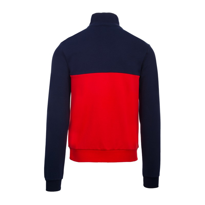 SPORT FUSION FW19/20 MAN PATCH HIGH NECK SWEAT