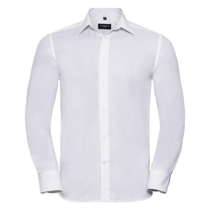 Camicia Uomo M. Lunga Oxford