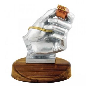 Trofeo Resina Fischietto Arbitro