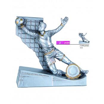 Trofeo Resina Scarpetta Calcio