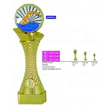 Trofeo Plastica Neutro