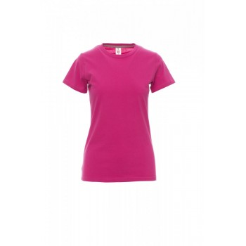 T-Shirt Cotone Donna Sunset