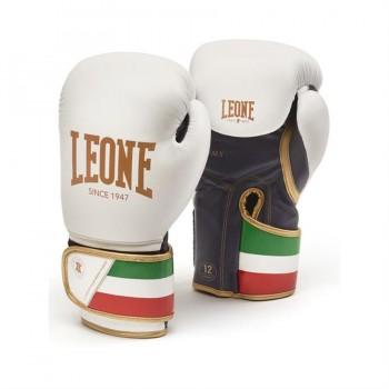 Guantone Boxe Italy '47 Bianco Leone