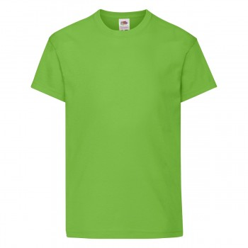 T-shirt Bambino Original Fruit Of The Loom